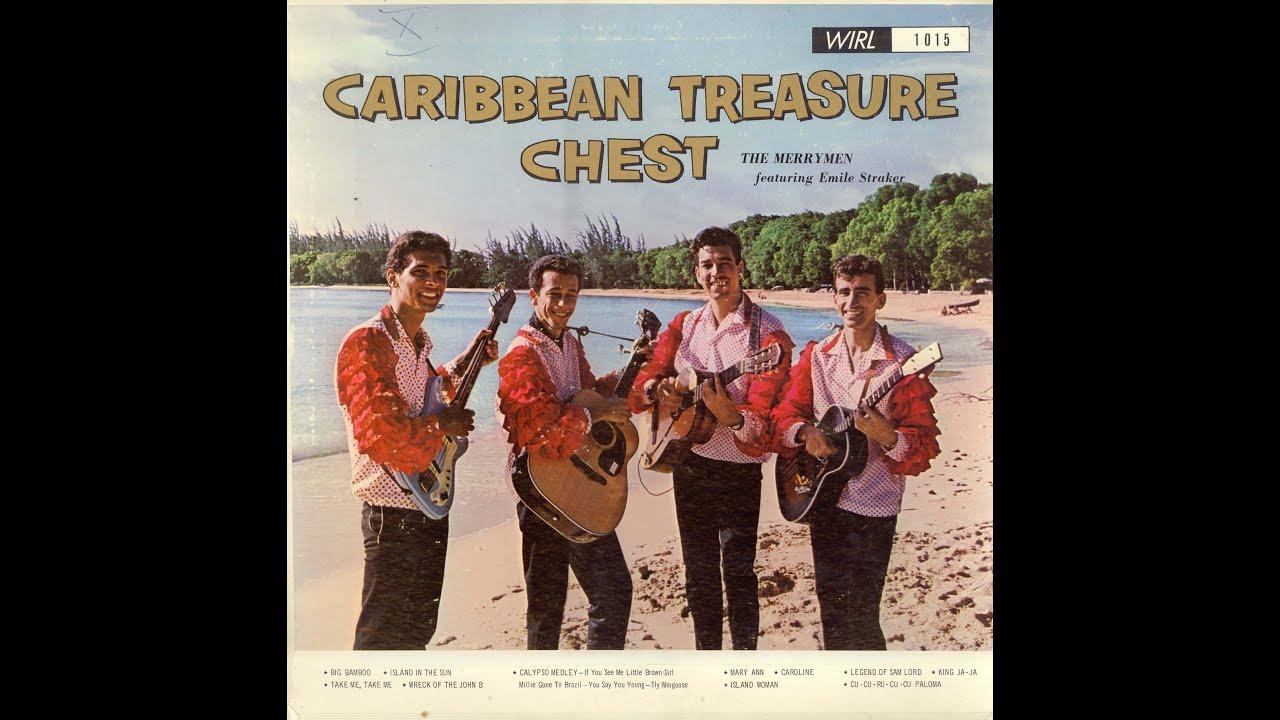 Download The Merrymen - Caribbean Treasure Chest - Full LP(s)