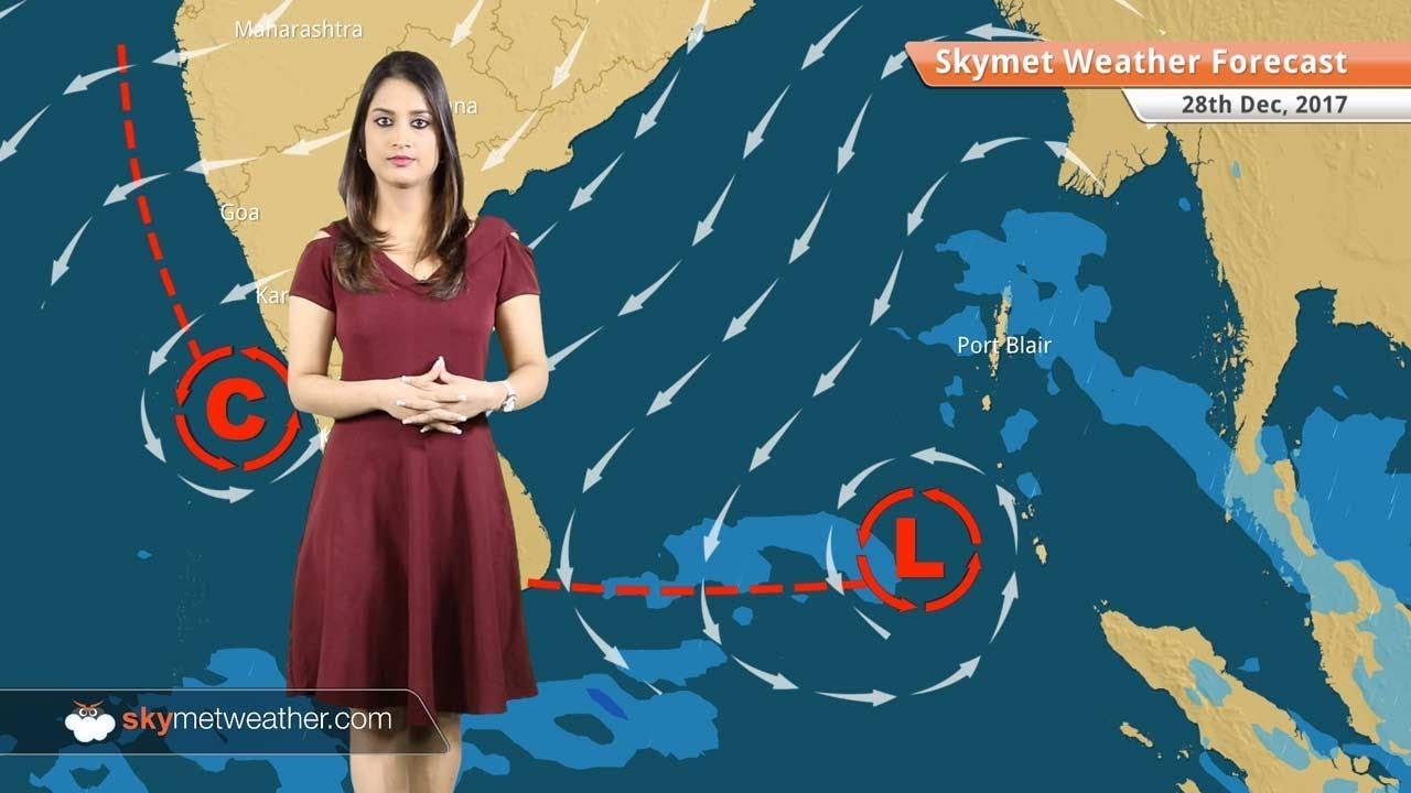 Weather Forecast for Dec 28: Fog in Delhi, Haryana, UP, Rain in Andaman and  Nicobar Islands