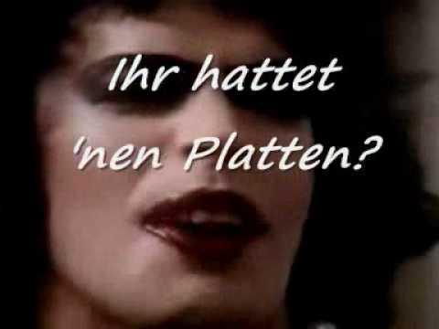 Sweet Show Deutsch