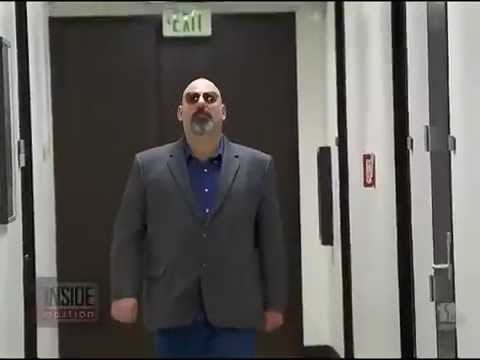 PRISON CONSULTANT Larry Levine on Inside Edition