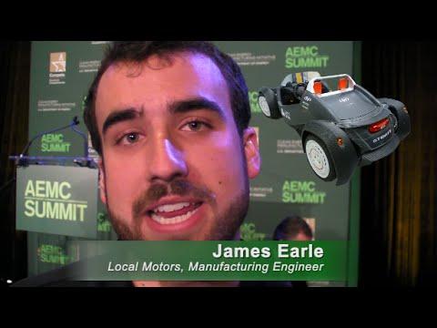3D Printed Carbon Fiber Plastics Car-Part II Engineering and Crumple Zones