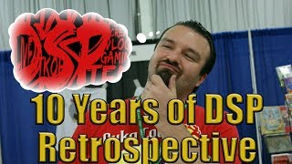 DSP's 10-Year Retrospective pt1 - DEATHSTROKE! Hulk Hogan and Friend Request Ridicule