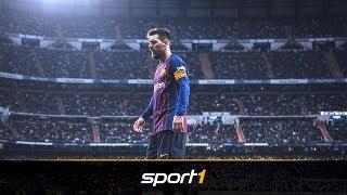 Nächster Meilenstein: Messi schraubt an Legendenstatus   SPORT1