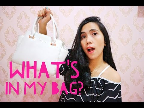 WHAT'S IN MY BAG? INDONESIA | JADI JURU KUNCI?
