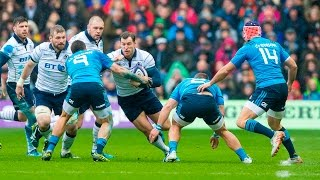 Official Extended Highlights: Scotland 29-0 Italy | RBS 6 Nations