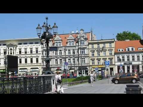 CITY BYDGOSZCZ POLAND - YOUTUBE HD