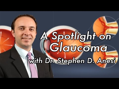 A Spotlight on Glaucoma w/ Dr. Stephen D. Anesi | Waltham Council on Aging