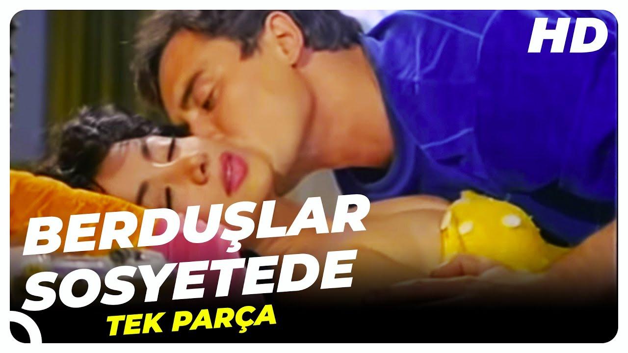 Berduşlar Sosyetede | Eski Türk Filmi Tek Parça (Restorasyonlu)