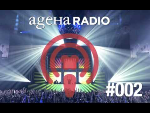 ageHa Radio #002 (18-06-2013) MIX BY MAX GRAHAM