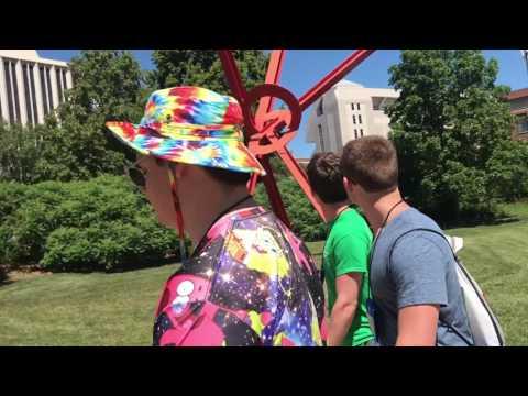 ITF Vlog: Day One