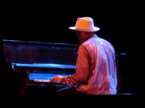 Ben Harper- (new piano song) Break the Silence