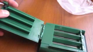 Repeat youtube video Aparat Manual de Facut Tigari YN-04