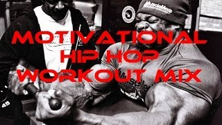 GET PUMPED - Motivational Hip Hop Workout Mix (NEW)