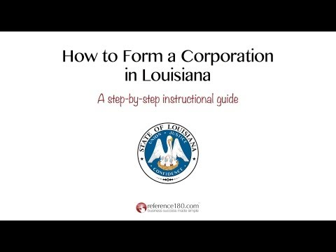 how-to-incorporate-in-louisiana