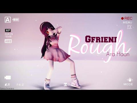 【MMD】시간을 달려서 (Rough)【Ara - Gfriend】