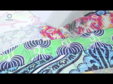 Learn How To Make a Quilted iPad Cover (US) - YouTube