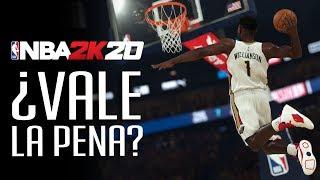 NBA 2K20: ¿Vale la pena?