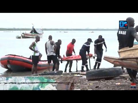 Chute camion pont Emile Badiane: le corps de Abdoulaye Barry retrouvé entre les filets des pêcheurs