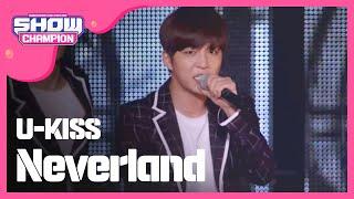U-KISS (유키스) - Neverland [쇼챔피언 KMF] 161회 150930.