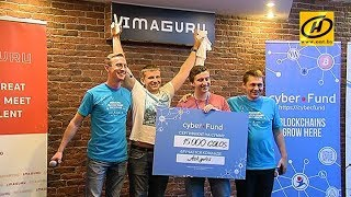 Мой бизнес   Imaguru Blockchain Hackathon   создатели  Пингфина