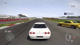 Forza 6 - Raw Series Ep #1 - Silverstone Tandems