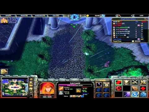 arena allstars warcraft 3