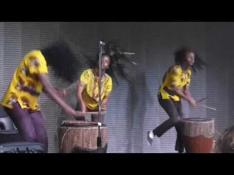 Drumming - Destiny Africa Children's Choir