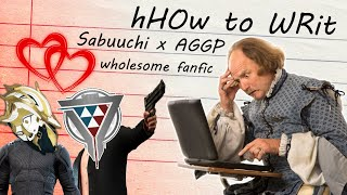 20 Tips for writing wholesome Sabuuchi x AGGP fanfictions