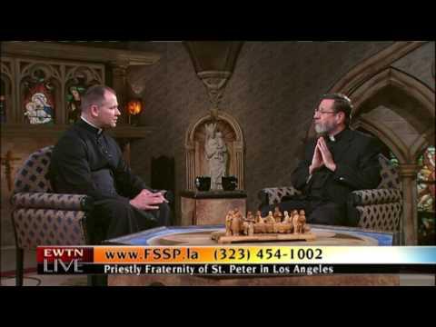 EWTN Live - 2016-11-16 - Fr. James Fryar