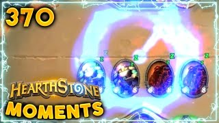 Very Creative Time Warp OTK Combo!! | Hearthstone Daily Moments Ep. 370 (Funny and Lucky Moments)