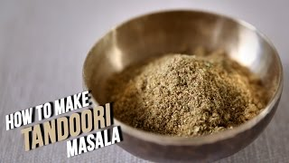 Gambar cover How To Make Tandoori Masala | Homemade Tandoori Garam Masala Recipe By Smita Deo | Basic Cooking