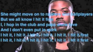 Ray J - I Hit It First (Kim Kardashian & Kanye West Diss) [Lyrics]