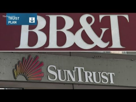 SunTrust Bank, BB&T Announce Plan To Invest In Community