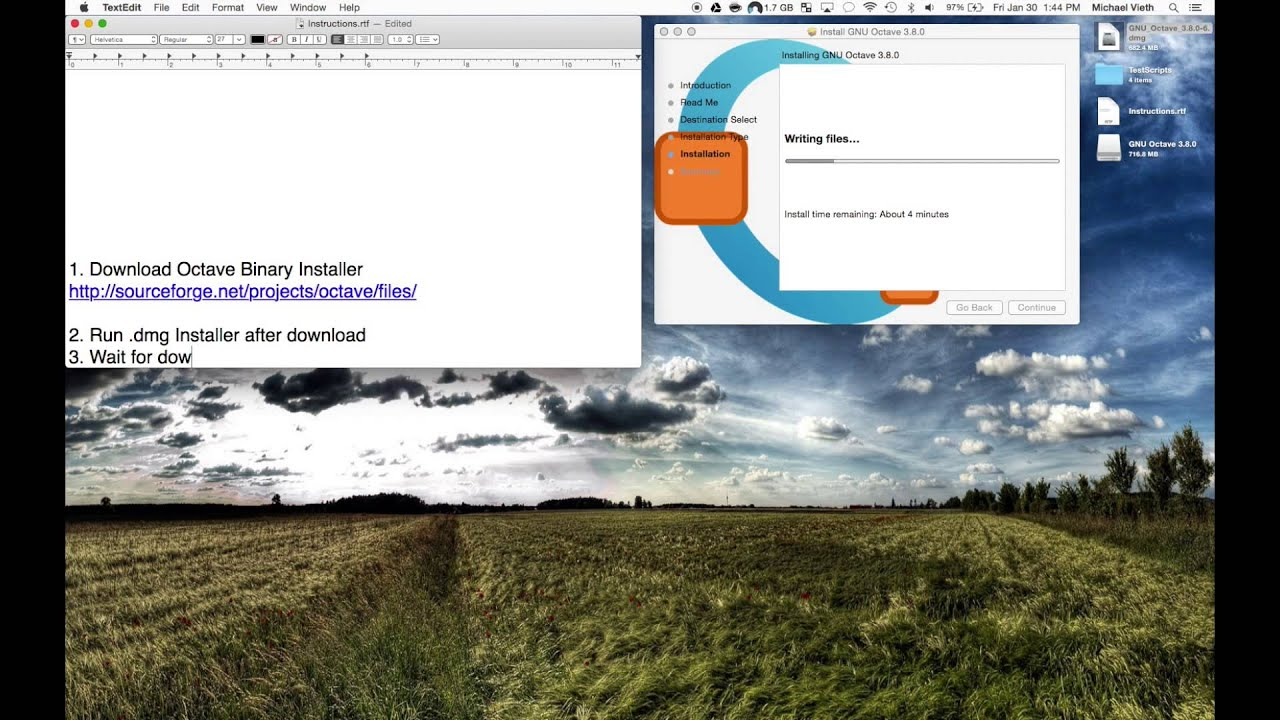 How to Run Matlab Scripts on Mac OS X 2 Minute Tutorial (Link in  Description)