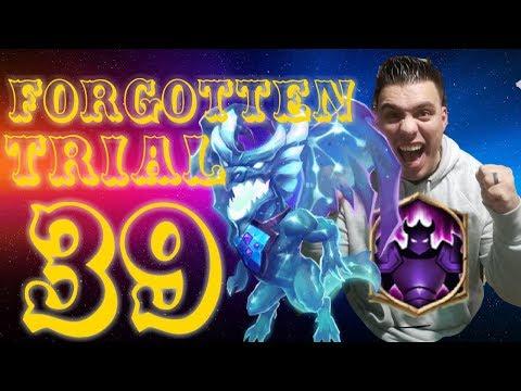Forgotten Trial | 39 | 8/8 Wicked Armor | Lavanica | Made Easy | Castle Clash
