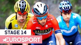 Giro d'Italia 2019 | Stage 14 Highlights | Cycling | Eurosport