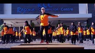 VIRAL! Video Goyang Senam MAUMERE Pemalang Jawa Tengah (GEMU FAMIRE)