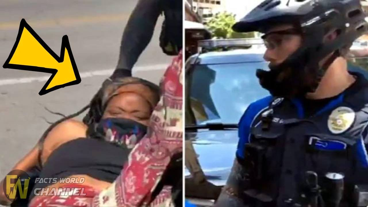White Cop Accused Of 'Dumping' Black Woman From Wheelchair
