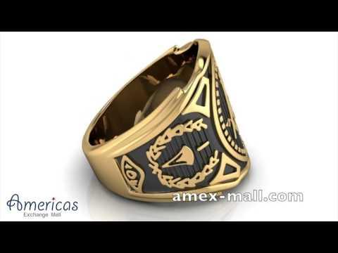 Masonic Ring Demo