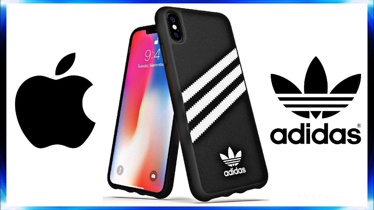 "0fbea5a73f7b9 ADIDAS ORIGINALS Moulded Case/Hülle Samba • Apple iPhone XS MAX 512GB | 4K  Ultra HD | ""DaLaMo"""