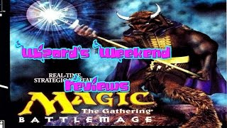 Weekend Review: Magic: the Gathering- Battlemage
