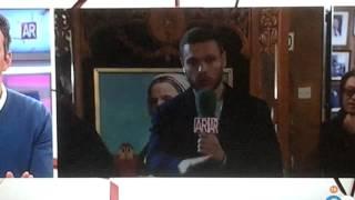 Exclusiva mundial AR! Camilo Sesto canta con el Papa Francisco