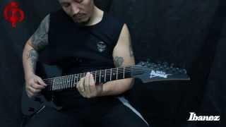 review da guitarra grg7221 gio series por claudio passamani