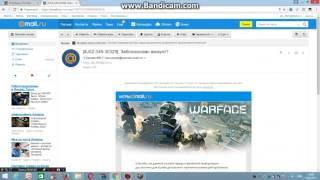 Warface блокировка на время раследование Разбанять ли