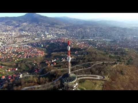 Sarajevo 2017 (panoramski snimci)