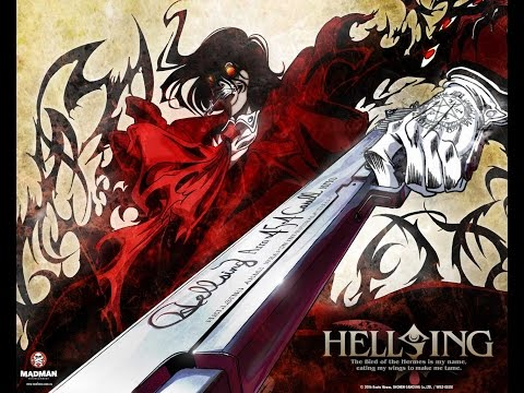 Hellsing Ultimate   Episode 1 English Commentary Version