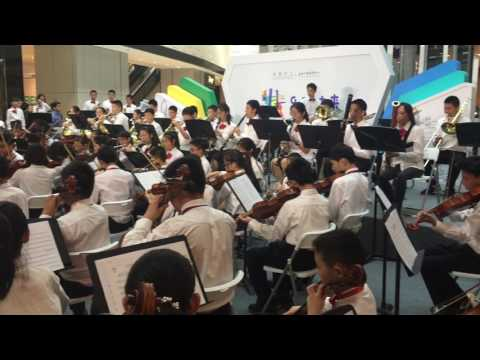 Grand March- Charity Performance at L'Avenue by City Shanghai Youth Symphony Orchestra Philharmonic