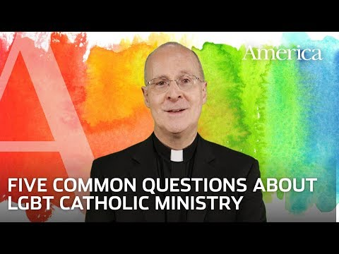 5 common questions about LGBT Catholic ministry