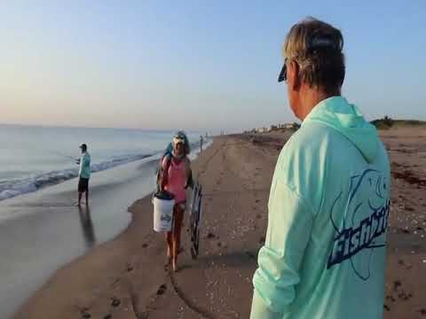 how to surf fish lures