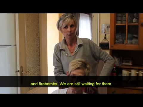 French residents of Calais speak on the effects of the illegal immigrants